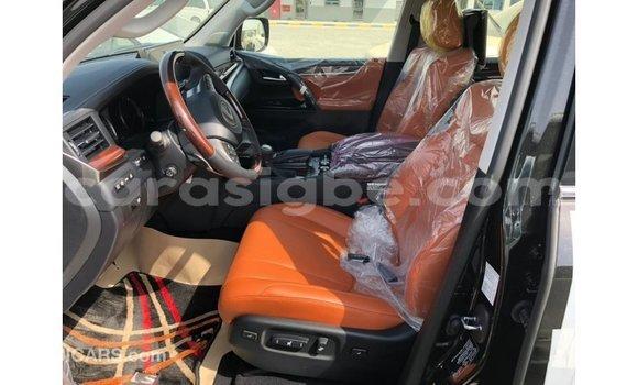 Acheter Importé Voiture Lexus LX Blanc à Import - Dubai, Togo