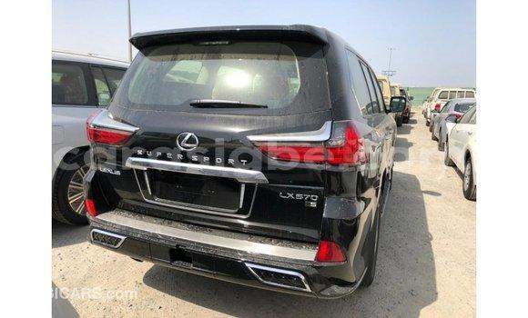 Acheter Importé Voiture Lexus LX Noir à Import - Dubai, Togo