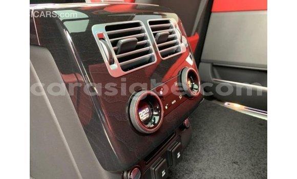 Acheter Importé Voiture Land Rover Range Rover Noir à Import - Dubai, Togo