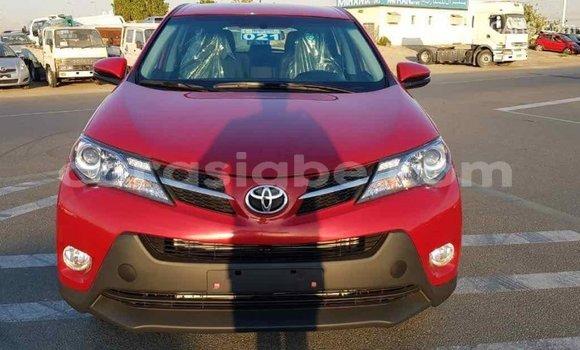 Acheter Importé Voiture Toyota RAV4 Rouge à Import - Dubai, Togo