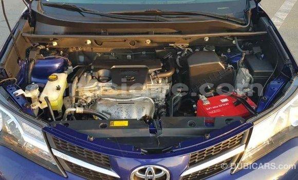 Acheter Importé Voiture Toyota RAV4 Bleu à Import - Dubai, Togo
