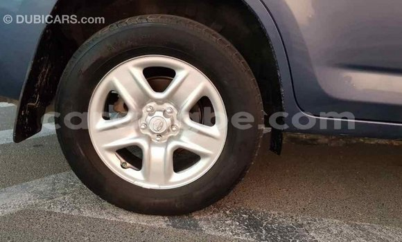 Acheter Importé Voiture Toyota RAV 4 Bleu à Import - Dubai, Togo