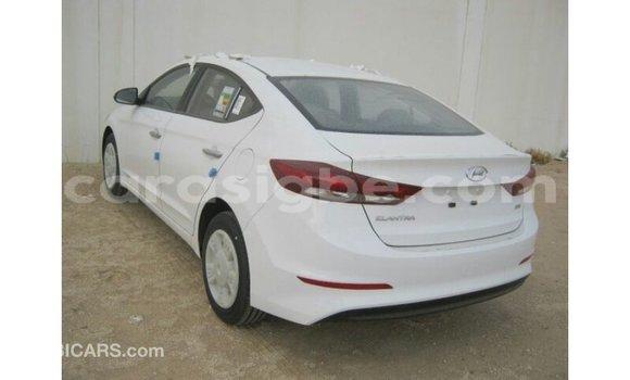 Acheter Importé Voiture Hyundai Elantra Blanc à Import - Dubai, Togo