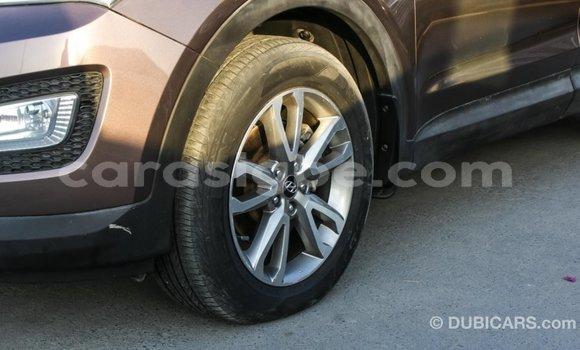 Acheter Importé Voiture Hyundai Santa Fe Marron à Import - Dubai, Togo
