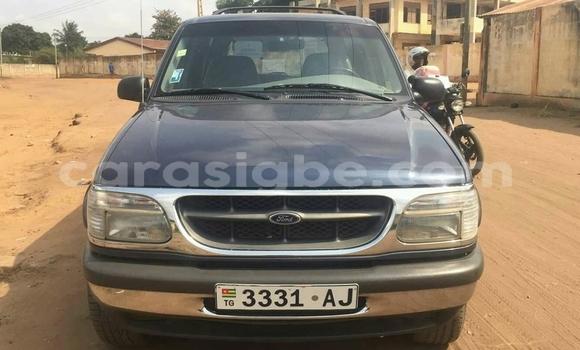 Acheter Occasion Voiture Ford Explorer Vert à Lomé, Maritime