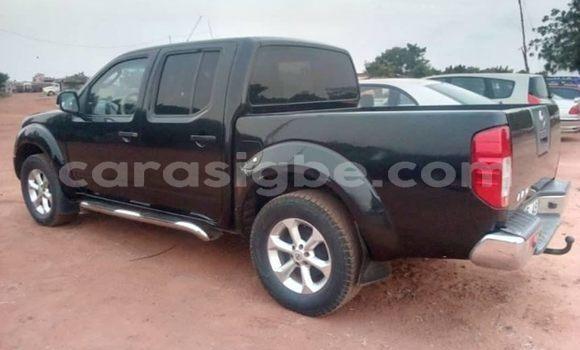Acheter Occasion Voiture Nissan Navara Noir à Lomé, Togo