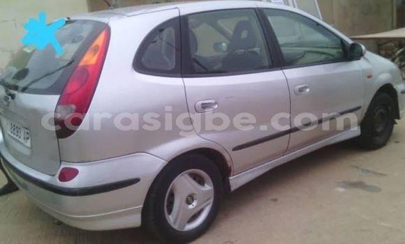 Acheter Occasion Voiture Nissan Almera Gris à Lomé, Togo