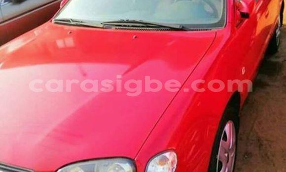 Acheter Occasion Voiture Toyota Corolla Rouge à Lomé, Togo