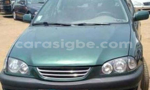 Acheter Occasion Voiture Toyota Avensis Vert à Lomé, Togo