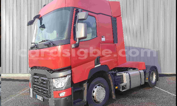 Acheter Occasion Utilitaire Renault TRM 10000 Rouge à Lomé, Maritime