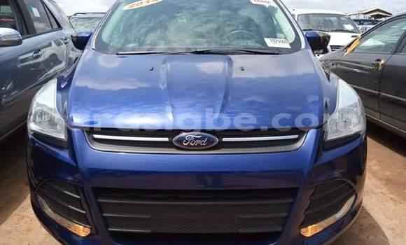 Acheter Importé Voiture Ford Escape Bleu à Lomé, Togo
