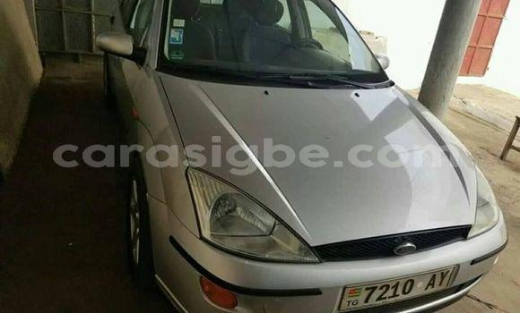 Acheter Occasion Voiture Ford Focus Gris à Lomé, Togo