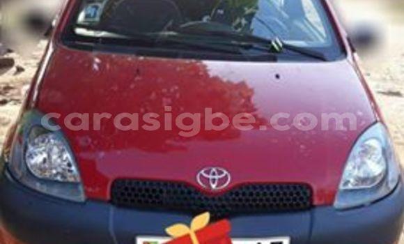 Acheter Occasion Voiture Toyota Yaris Rouge à Lomé, Togo