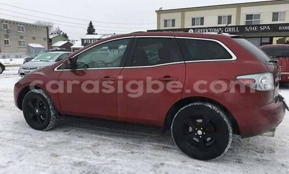 Acheter Occasion Voiture Mazda CX–7 Rouge à Lomé, Togo