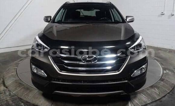 Acheter Occasion Voiture Hyundai Santa Fe Autre à Lomé, Togo