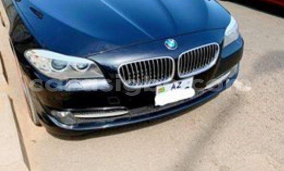Acheter Occasion Voiture BMW 5–Series Noir à Lomé, Togo