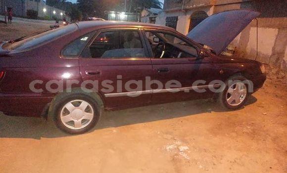 Acheter Occasion Voiture Toyota Carina Rouge à Lomé, Togo