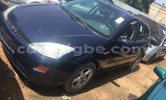 Acheter Occasion Voiture Ford Focus Bleu à Lomé, Togo