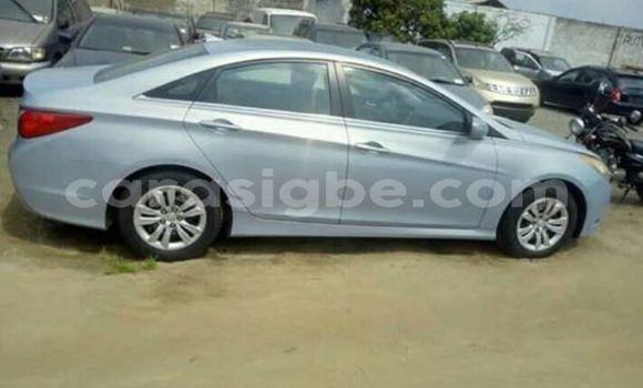 Acheter Occasion Voiture Hyundai Sonata Bleu à Lomé, Togo