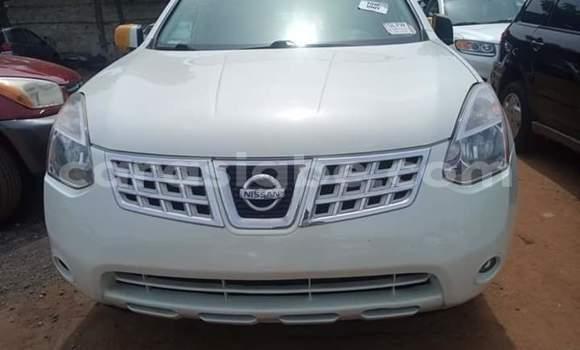 Acheter Importé Voiture Nissan Rogue Blanc à Lomé, Togo