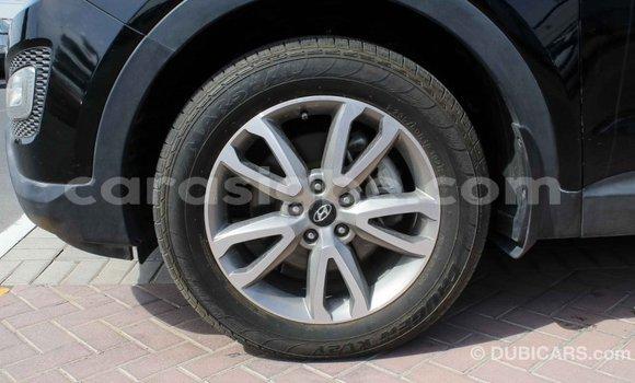 Acheter Importé Voiture Hyundai Santa Fe Noir à Import - Dubai, Togo