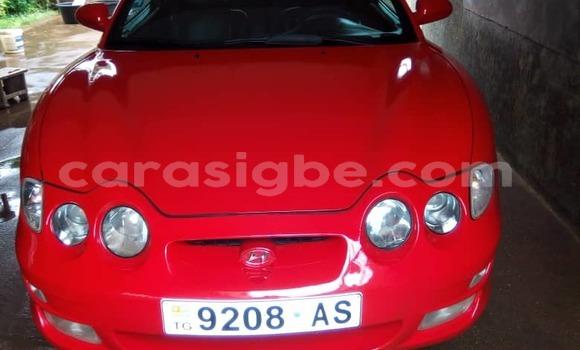 Acheter Occasion Voiture Hyundai Coupé Rouge à Lomé, Togo