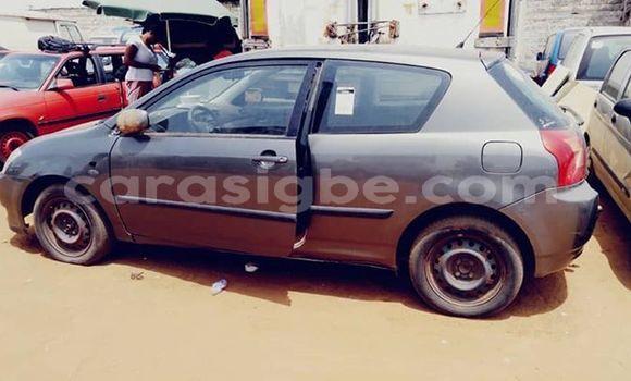 Acheter Occasion Voiture Toyota Corolla Autre à Lomé, Togo