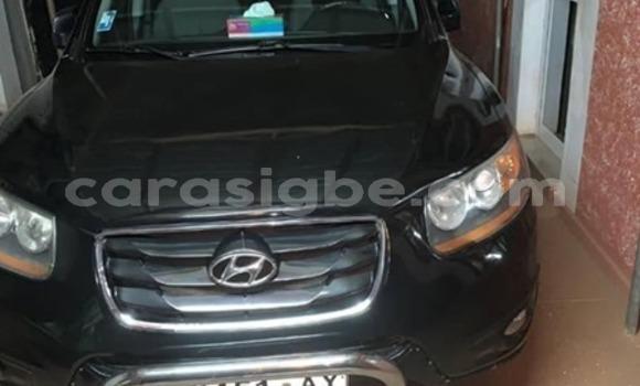 Acheter Occasion Voiture Hyundai Tucson Noir à Lomé, Togo