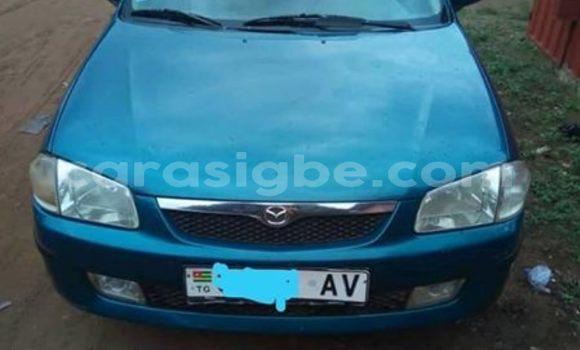 Acheter Occasion Voiture Mazda 323 Bleu à Lomé, Togo