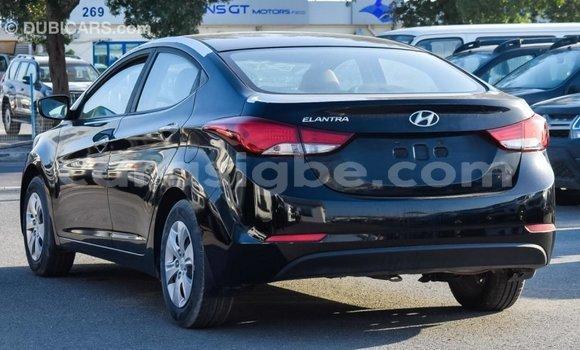 Acheter Importé Voiture Hyundai Elantra Noir à Import - Dubai, Togo