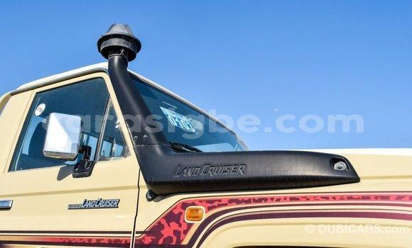 Acheter Importé Voiture Toyota Land Cruiser Beige à Import - Dubai, Togo