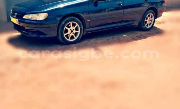 Acheter Occasion Voiture Peugeot 406 Bleu à Lomé, Togo