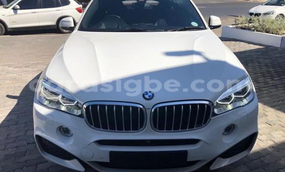 Acheter Occasion Voiture BMW X6 Blanc à Lomé, Togo