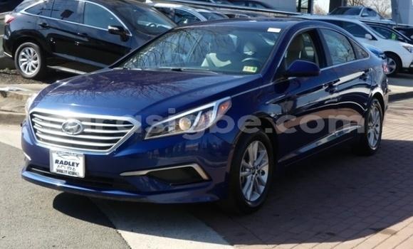 Acheter Occasion Voiture Hyundai Sonata Bleu à Lomé, Maritime