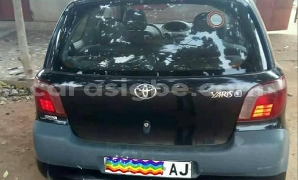 Acheter Occasion Voiture Toyota Yaris Noir à Lomé, Togo