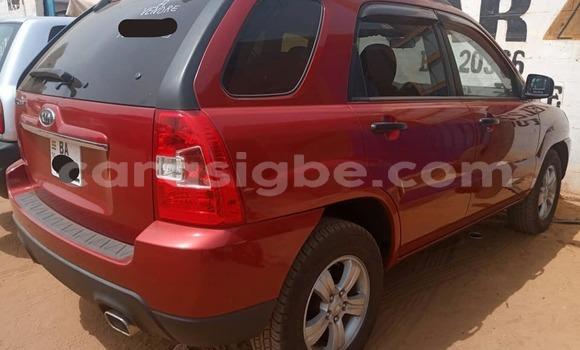 Acheter Occasion Voiture Kia Sportage Rouge à Lomé, Togo