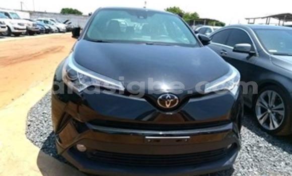 Acheter Occasion Voiture Toyota C-HR Noir à Lomé, Togo