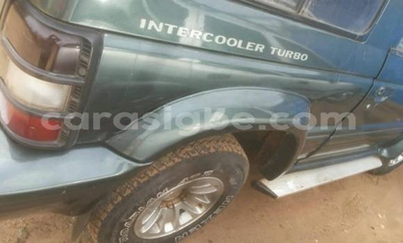 Acheter Occasion Voiture Mitsubishi Intercooler Autre à Lomé, Togo