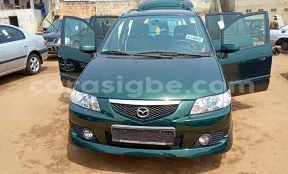 Acheter Occasion Voiture Mazda 3 Vert à Lomé, Togo