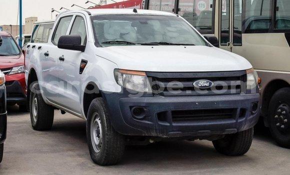 Acheter Importé Voiture Ford Ranger Blanc à Import - Dubai, Togo