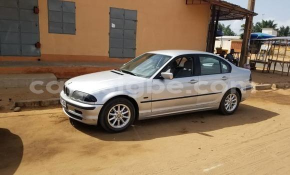 Acheter Occasion Voiture BMW E46 Gris à Lomé, Togo