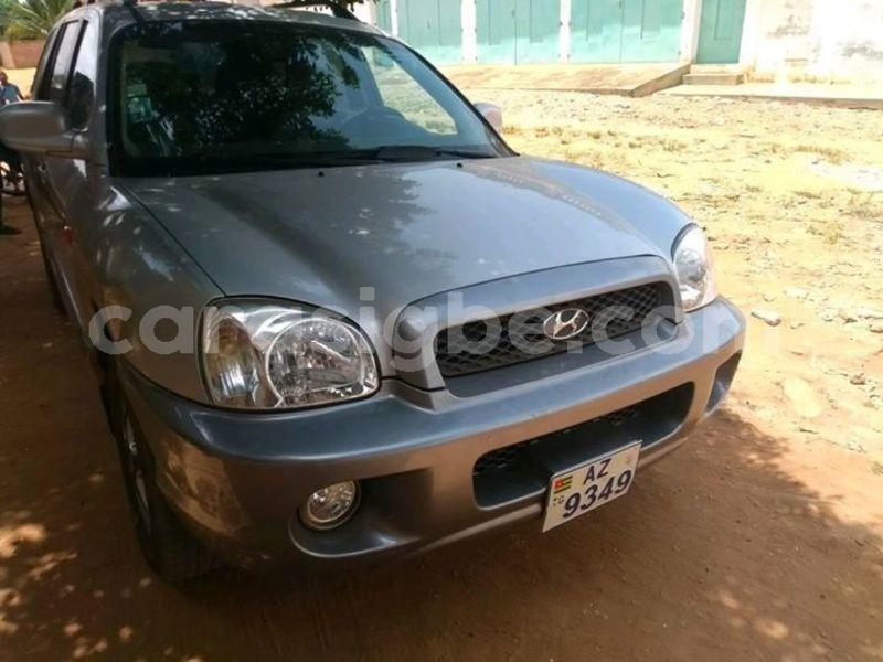 buy used hyundai santa fe silver car in lome in togo carasigbe buy used hyundai santa fe silver car in