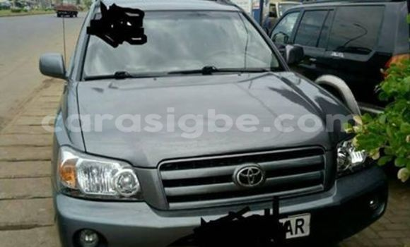 Acheter Occasion Voiture Toyota Highlander Autre à Lomé, Togo