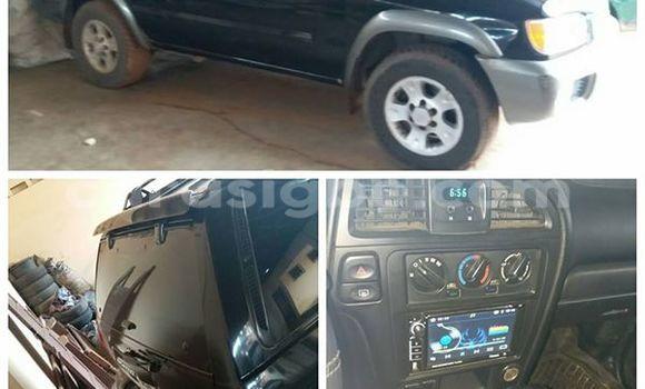 Acheter Occasion Voiture Nissan Pathfinder Noir à Lomé, Togo