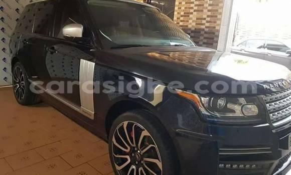 Acheter Occasion Voiture Land Rover Range Rover Noir à Lomé au Togo