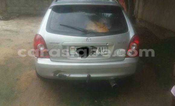 Acheter Occasion Voiture Mazda 323 Gris à Lomé, Togo