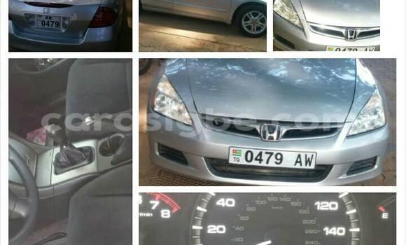 Acheter Occasion Voiture Honda Accord Gris à Lomé, Togo