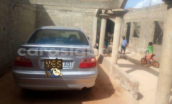 Acheter Occasion Voiture Toyota Avensis Gris à Lomé, Togo