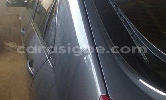 Acheter Occasion Voiture Nissan Primera Gris à Lomé, Togo