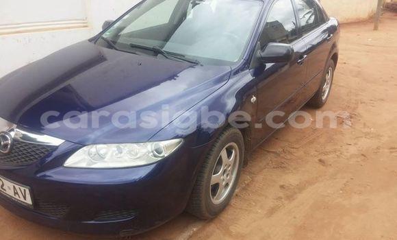 Acheter Occasion Voiture Mazda 6 Bleu à Adawlato, Togo